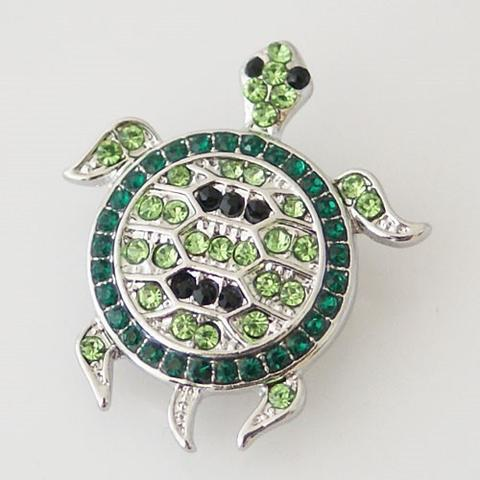 Green Crystal Turtle Snap