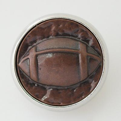 Copper Football Snap