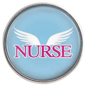 Nurse with Wings Snap