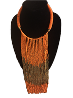 Load image into Gallery viewer, Maasai Beaded Necklace