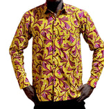 Load image into Gallery viewer, Men's African Print Shirt