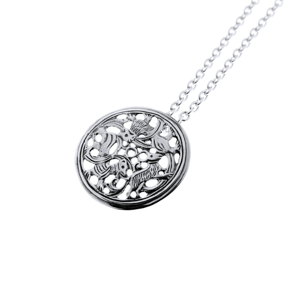 Silver Viking Necklaces No 5