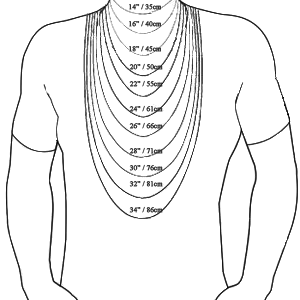 11th century style necklace