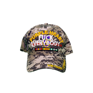 Fuck Everybody SeaBee Hat