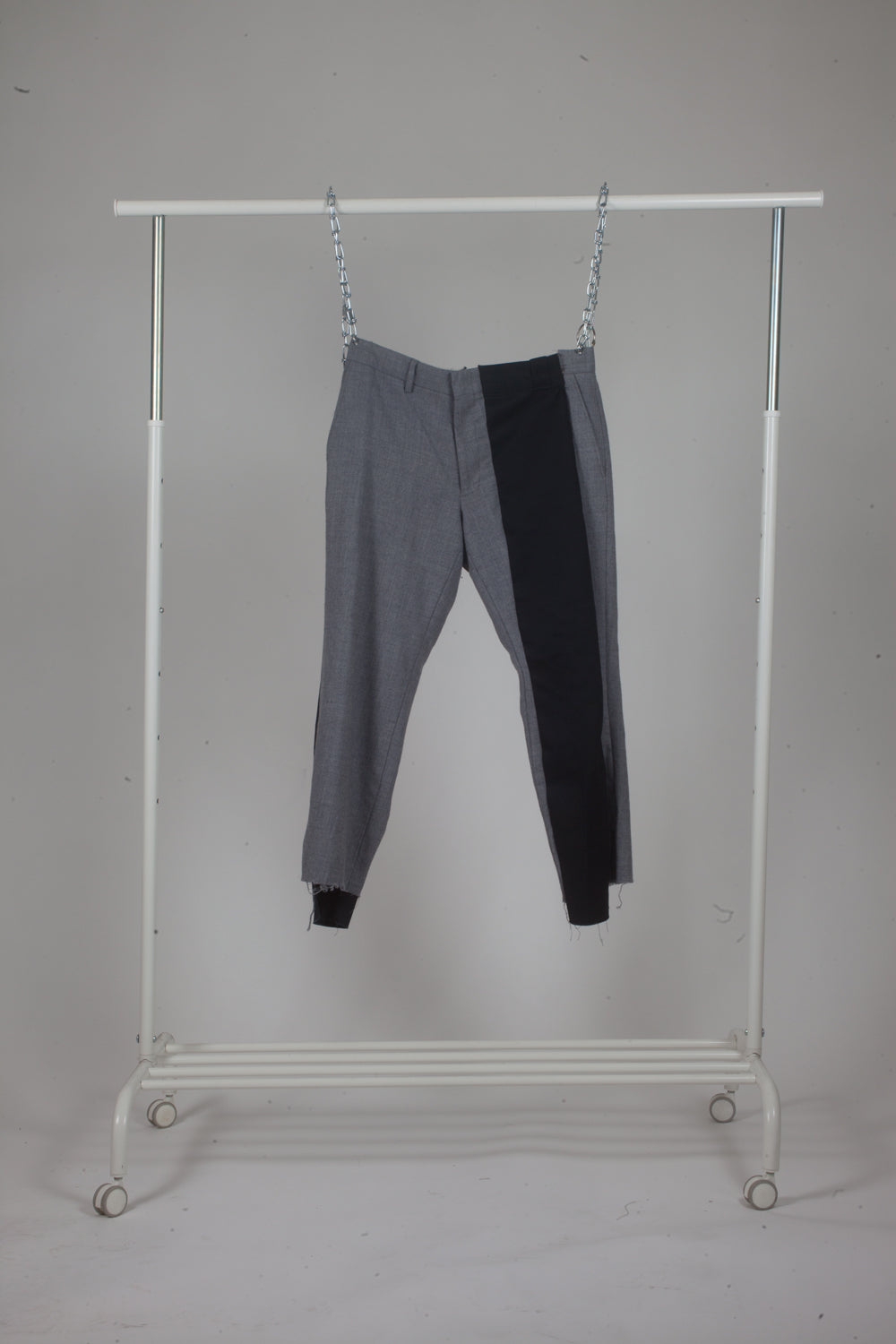 FFF Slacks (gray and black)