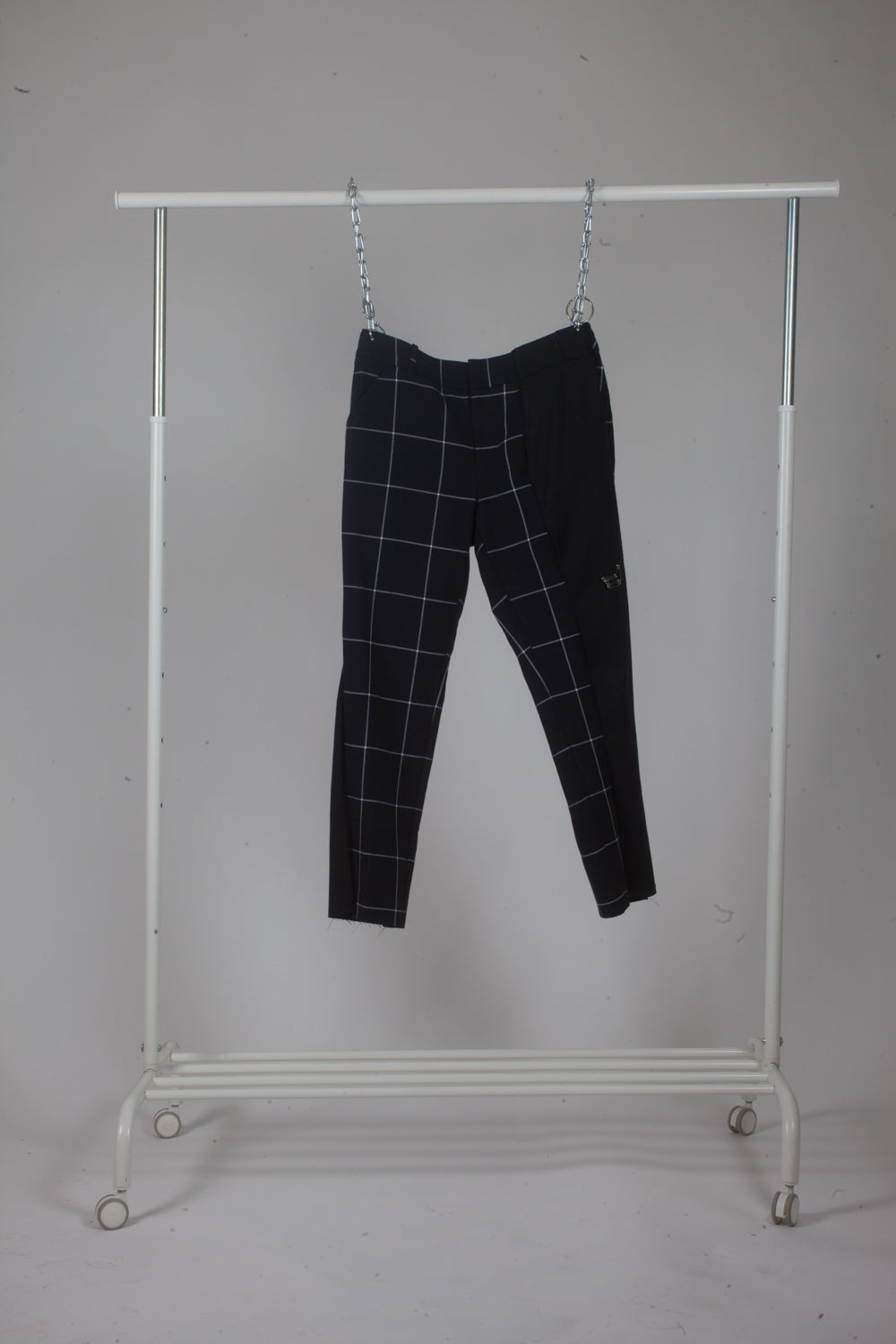FFF Slacks (plaid and black)