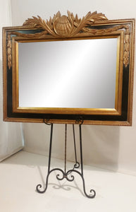 Ornate Federal Style Wall Mirror