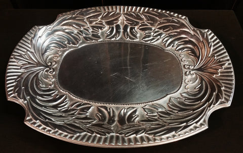 Wilton Armetale Platter Serving Tray