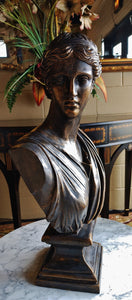 Diana of Versaille Decor Bust