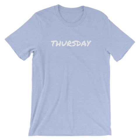 THURSDAY Short-Sleeve Unisex T-Shirt