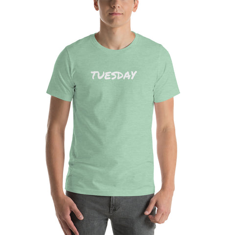TUESDAY Short-Sleeve Unisex T-Shirt