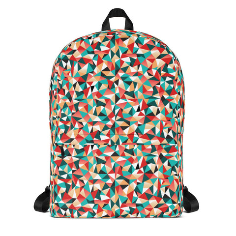 Unisex Patter Backpack