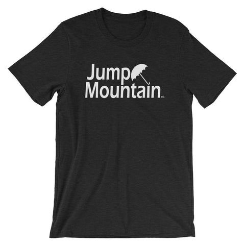 [LIMITED EDITION] JUMP MOUNTAIN '09 ORIGINAL SHORT-SLEEVE UNISEX T-SHIRT