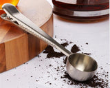 Stainless Steel Ground Coffee Spoon