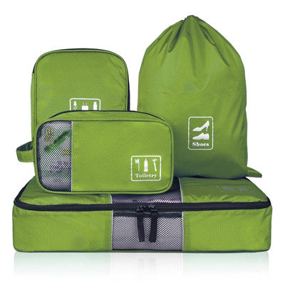 4 Pcs/Set Travel Storage Bags