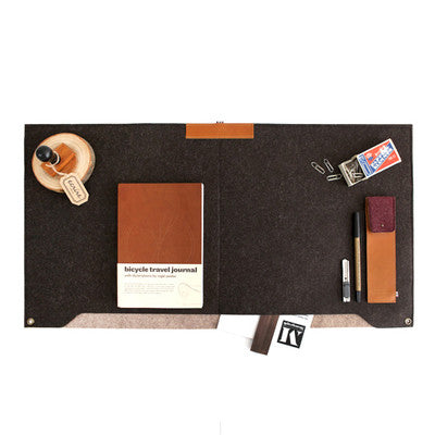 Large Felt Desk Pad