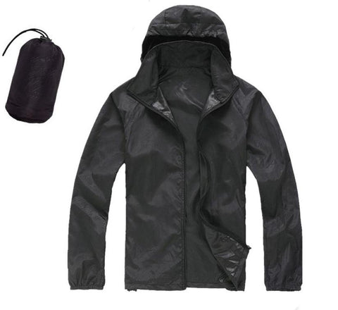 Men&Women Quick Dry Waterproof Jackets
