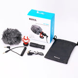 BOYA BY-MM ShotGun Microphone