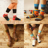 Mens Hipster Socks