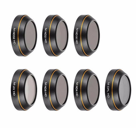 DJI Mavic Pro Lens Filter Protector HD UV CPL Star ND2 4 8 16 32