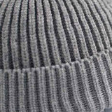 Iceland Inspired Wool Knitted Beanie