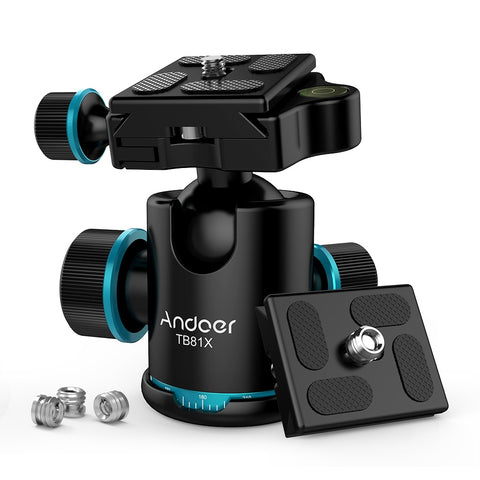 Andoer Tripod Ball Head