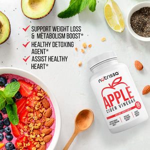 Nutrissa® Apple Cider Vinegar