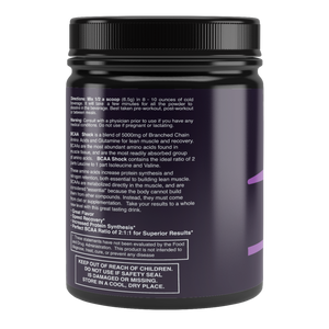 Nutrissa® BCAA Shock Post-Workout Recovery