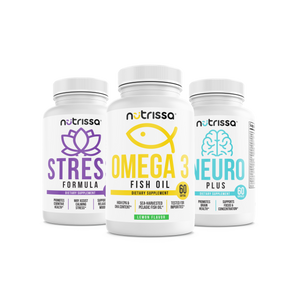 Nutrissa® Brain Health Pack