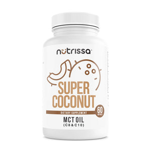 Nutrissa® Super Coconut MCT Oil