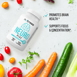 Nutrissa® Neuro Plus - Buy 2 Get 1 Free