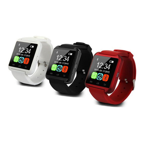 Smartwatch With Bluetooth for IOS & Android 3 Color