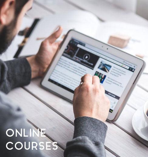 Online Courses & Video Tutorials