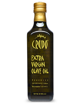 Crudo Extra Virgin Olive Oil, 500 ml - Ettiene Market