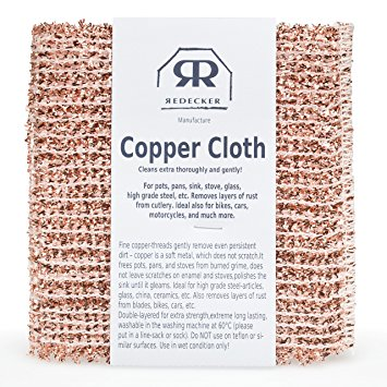 Redecker Copper Cloth