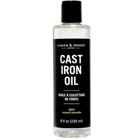 Cast Iron Oil