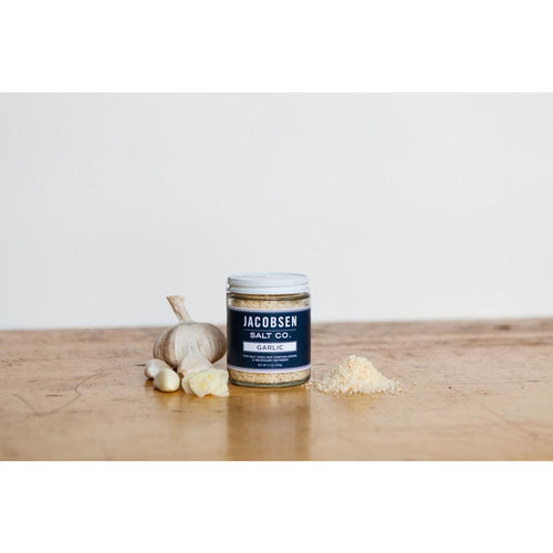 Jacobsen Garlic Salt - Ettiene Market