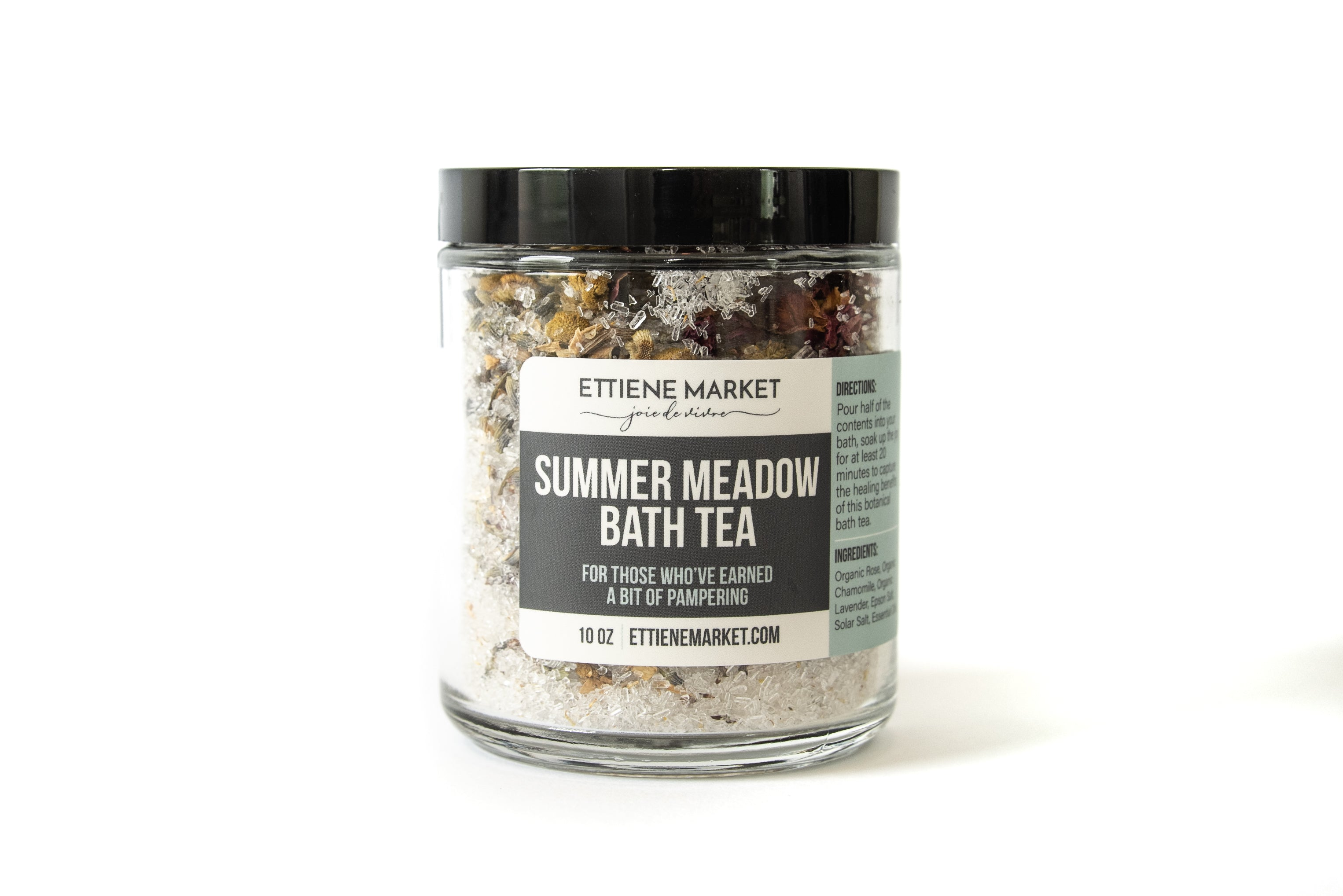 Ettiene Market Summer Meadow Bath Tea