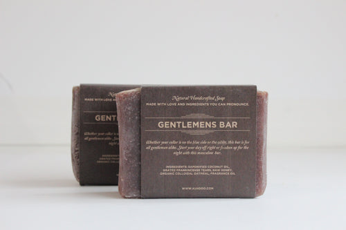 Kuhdoo Gentlemens Bar Soap