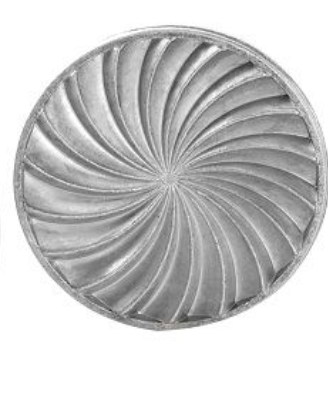 "Cookie Stamp - Swirl, 3"" - Ettiene Market"