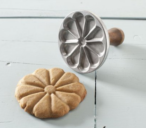 "Cookie Stamp - 8-leaf Flower, 3"" - Ettiene Market"