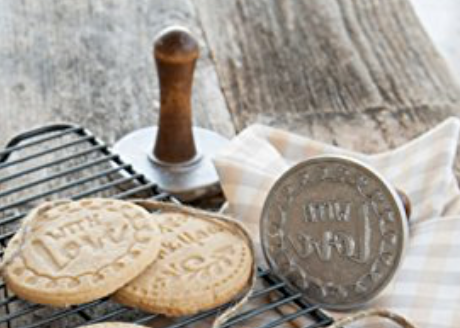 "Cookie Stamp - With Love, 3"" - Ettiene Market"