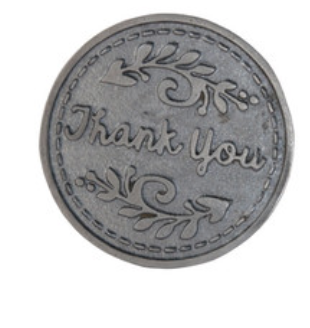 "Cookie Stamp - Thank You, 3"" - Ettiene Market"