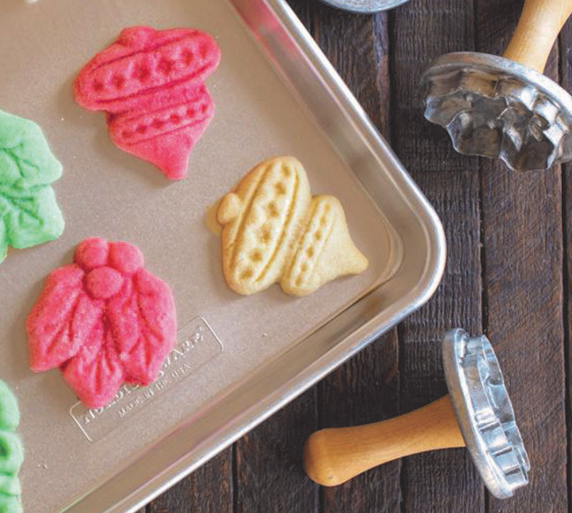 Cookie Stamp -Ornament Cut-out