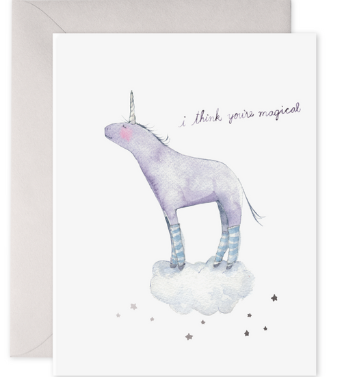 E. Frances Card - I Think You're Magical - Ettiene Market
