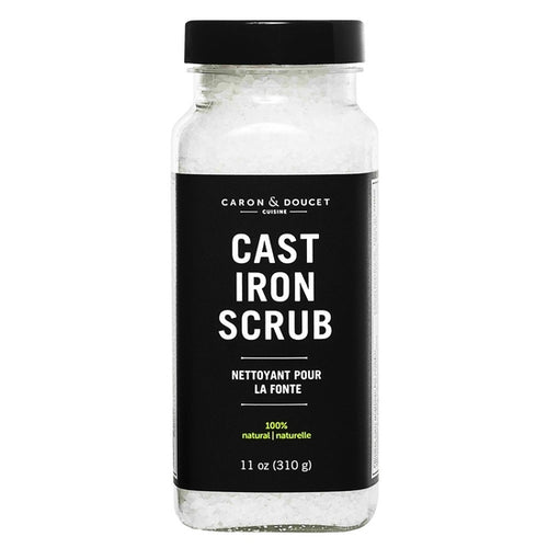 Cast Iron Scrub, 11 oz.