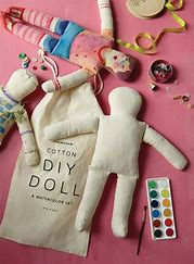 Sir Madam DIY Doll Watercolor Kit - Ettiene Market
