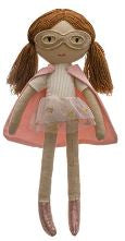 Ada Pink Angel Heirloom Doll - Small