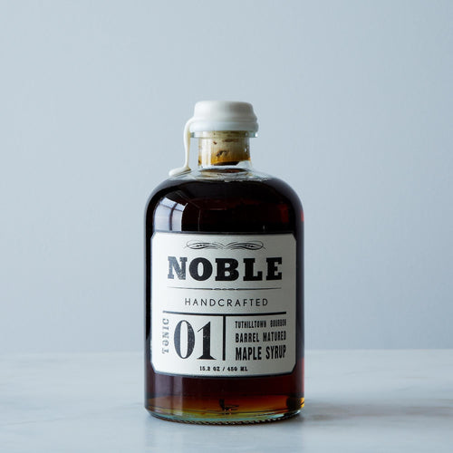 Noble Tonic 1 Bourbon Matured Maple Syrup