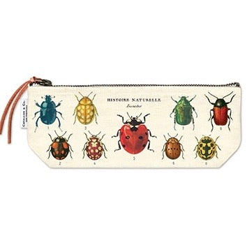 Cavallini Mini Pouch - Insects - Ettiene Market